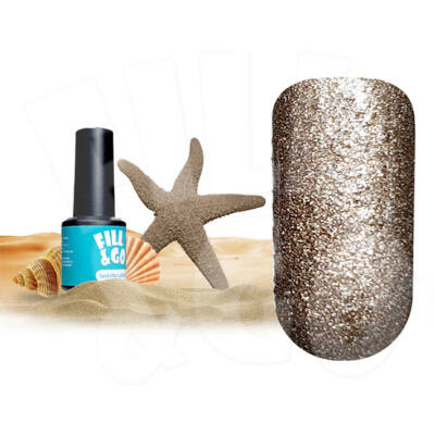 Sand effect géllakk 5ml SE01